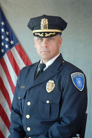 Officer Michael Kaselouskas Promoted to Chief of Public Safety