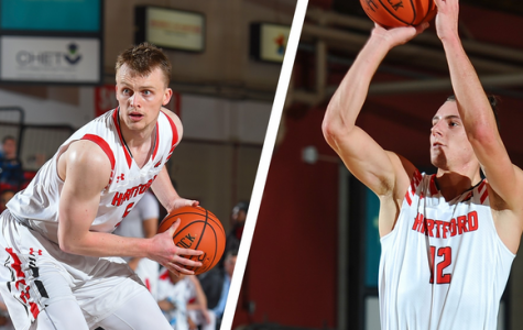 Two Hartford Men's Basketball Players Named to Preseason All-Conference Team