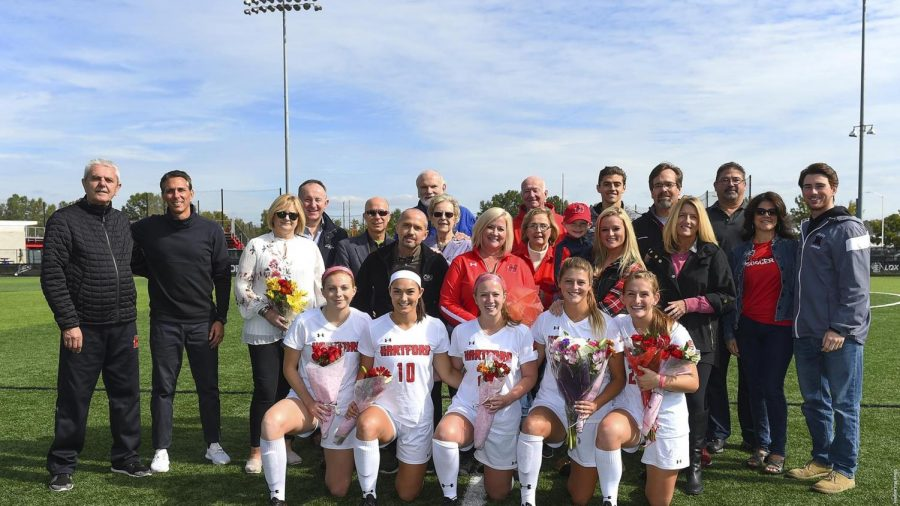 Women's Soccer Takes Down Albany and Binghamton at Home