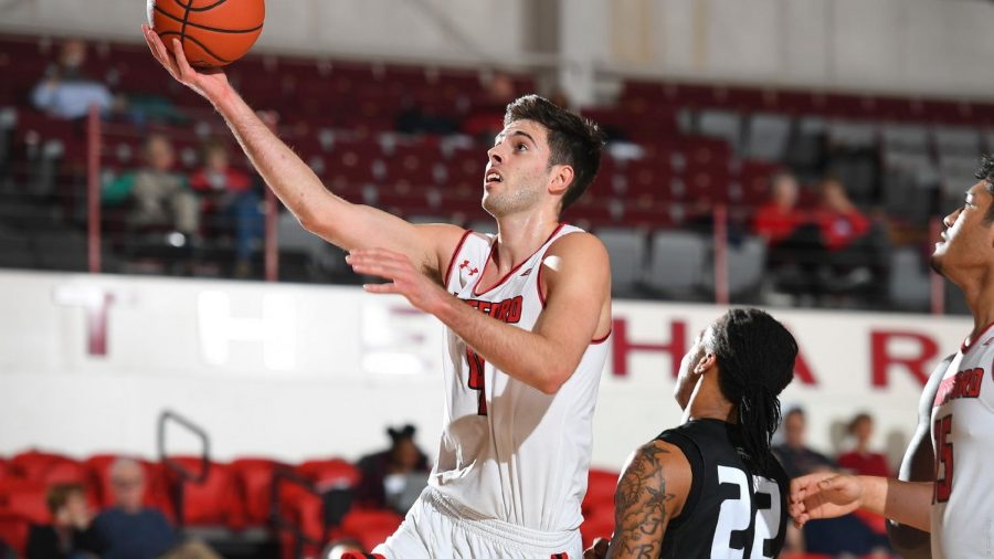 Men's Basketball falls at UAlbany