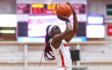 Women's Basketball destroys UAlbany