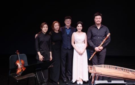 Hillyer's Ju-Yong Ha performs in Seoul