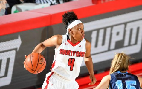 Strong Second Half Propels Hartford Women over Stony Brook