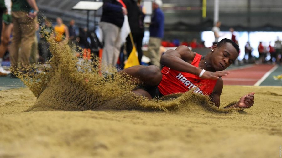 Track & Field excel at New England Championship