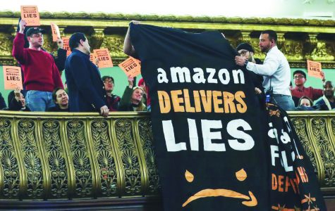 Amazon pulls out of NYC Headquarters Deal