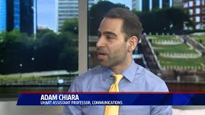 Assistant Professor Adam Chiara Comments on Keypoints for Facebook's Controversies in Recent Interview