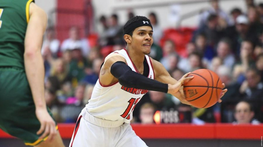 Men's Basketball unable to secure the win against Vermont