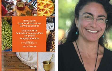 Professor Mari Firkatian presenting new book this month