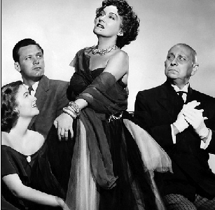 A Movie Review: Sunset Boulevard