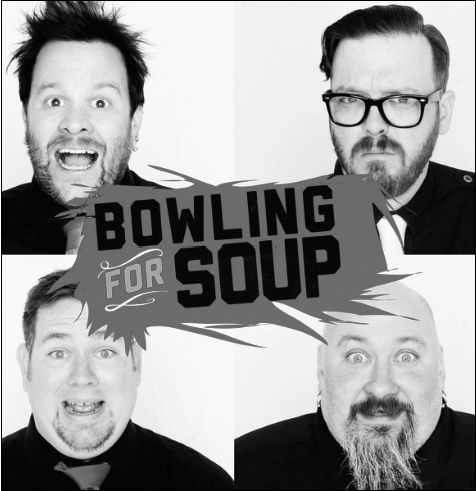 Bowling for Soup is back on tour