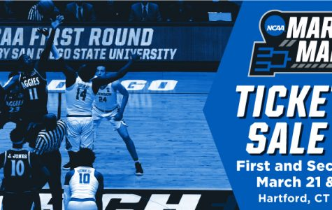 NCAA March Madness Returns to Hartford after a two-decade absence