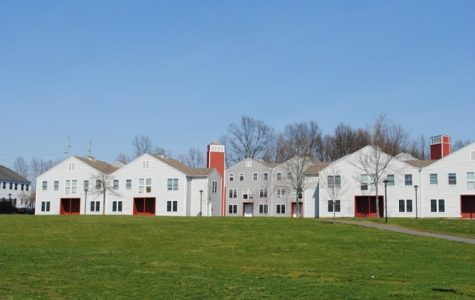 Three years spent at the Village Apartments in Quad 5