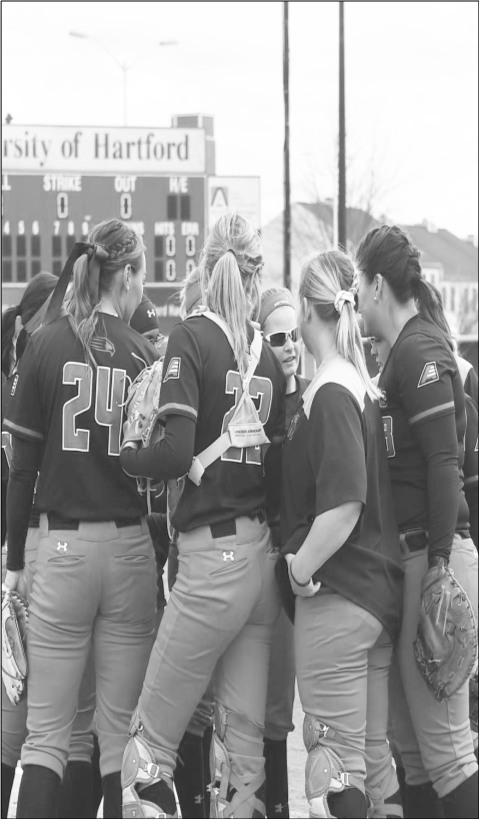 Softball+Drops+Double+Header+to+Yale+by+0-6