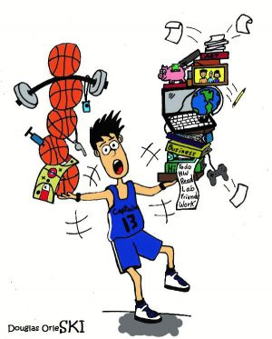 Time Management as a Student-Athlete