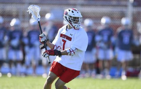 Men's Lacrosse beats Dartmouth in tough matchup