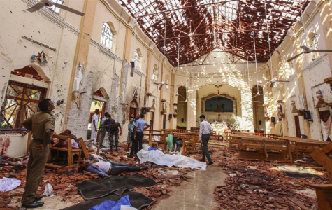 Terrorist Bombings Devastate Sri Lanka