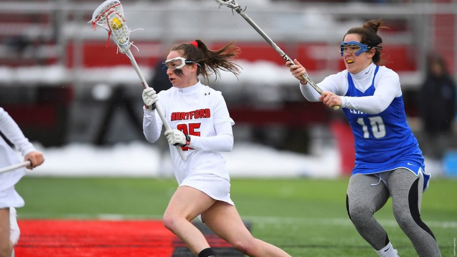 Women's lacrosse defeated by Albany
