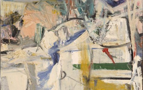 Willem de Kooning and Easter Monday