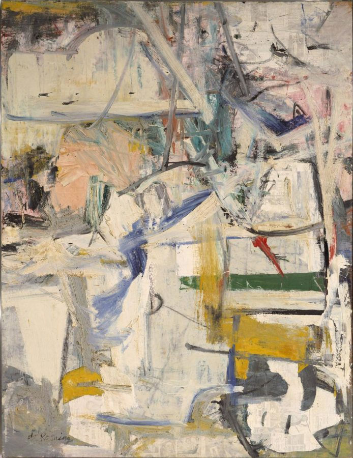 Willem+de+Kooning+and+Easter+Monday
