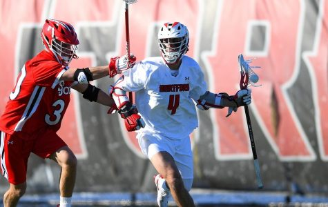 Men's Lacrosse tops Utah for Third Straight Win