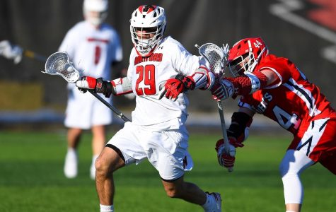 Men's lacrosse loses battle to Binghamton