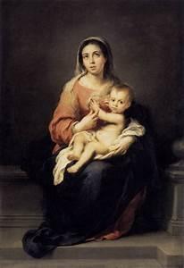 Madonna and Child Murillo