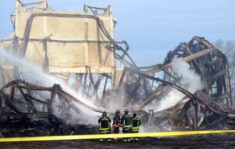 Arsonists Burn Down Shakespeare Theater