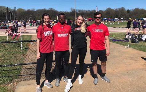 Track & Field break school records at Minuteman Invitational