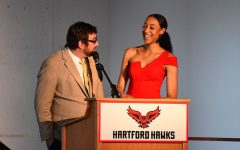 Student-Athletes honored at annual Awards Banquet