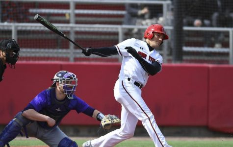 Baseball swept by Binghamton Bearcats