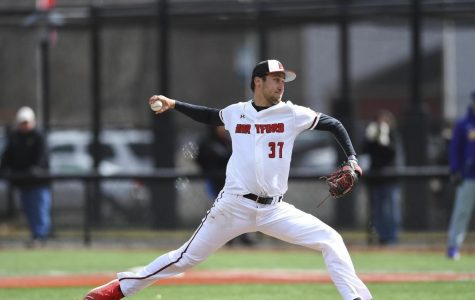 Baseball takes conference series win over UMBC