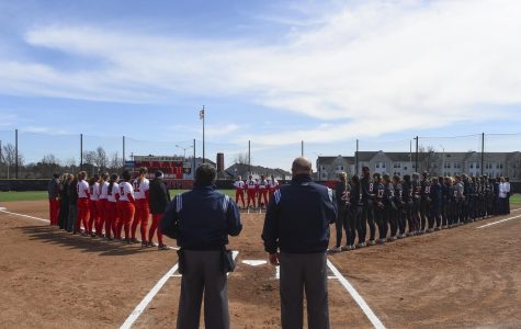 Softball drops non conference matchup
