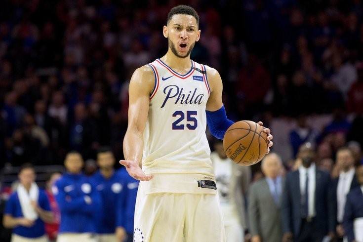 Ben Simmons, the next greatest NBA player
