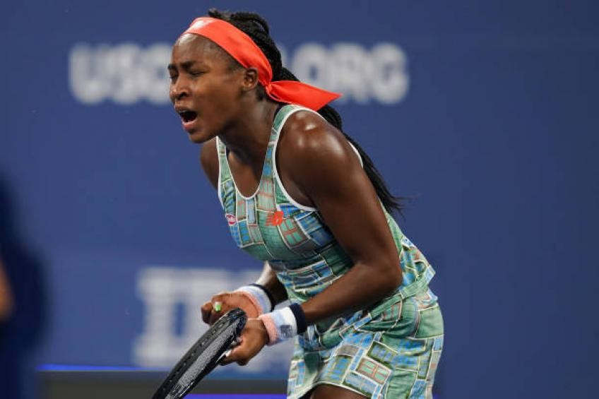 Coco, The New Face of Tennis