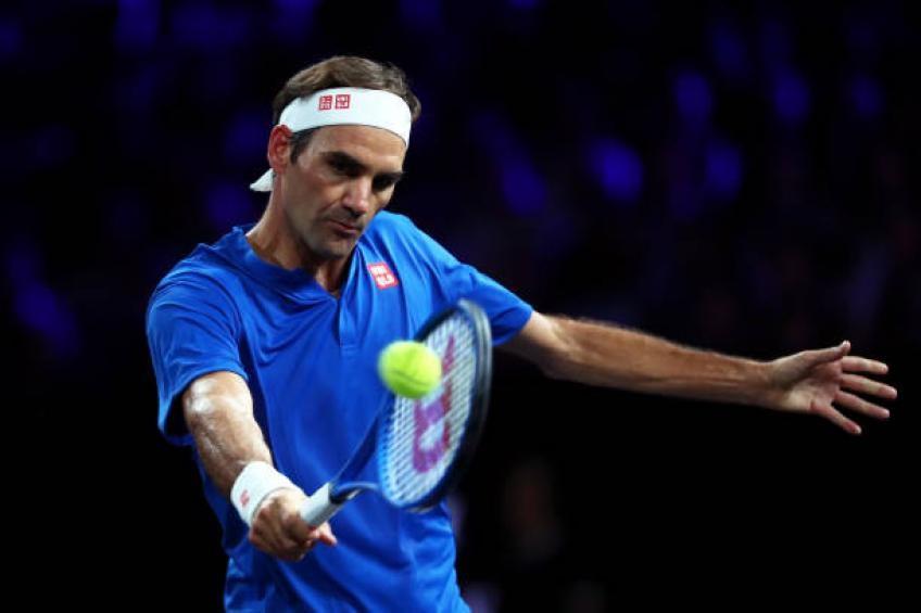 Federer reveals tough loss against Djokovic