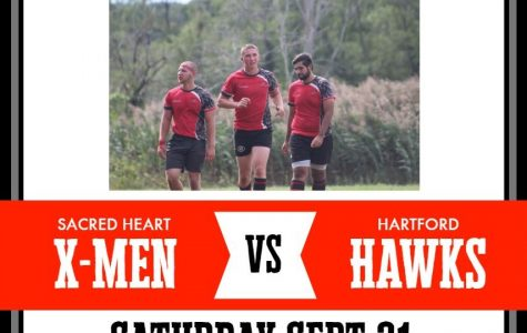 Men's Rugby First Game