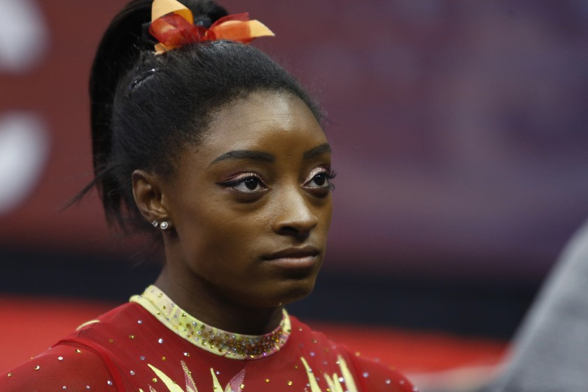 2019 is the year for Simone Biles
