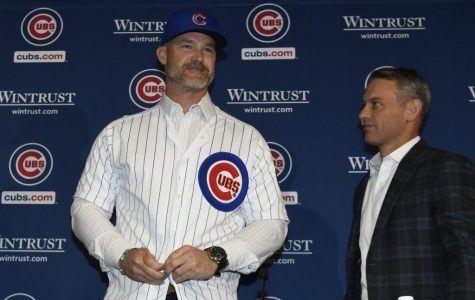 David Ross named Manager of the Cubs