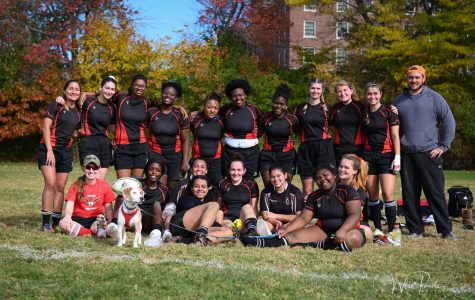 UHart Women's Rugby Improves to 4-0