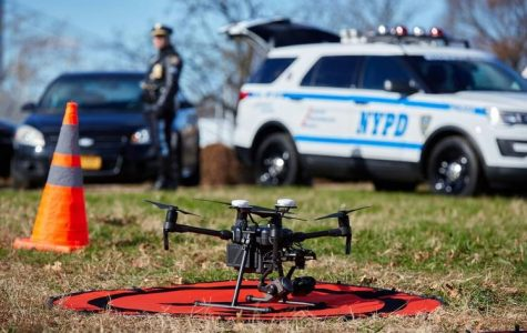 Drones now being used by law enforcement officials