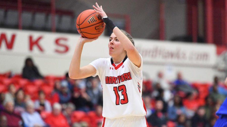 Women's Basketball loses big to UPenn