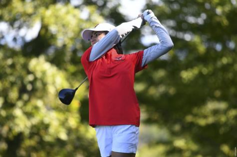 Women's Golf Cracks the Top Five