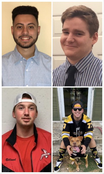 Congrats to our Graduating Informer Staff (and a Thank You to our Readers)