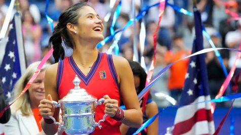 Emma Raducanu Stuns the Tennis World